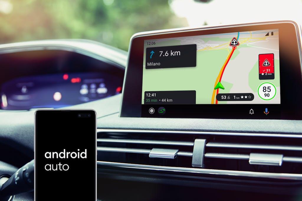 Coyote da oggi è compatibile anche con Android Auto