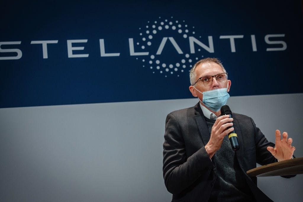 Carlos Tavares, AD di Stellantis