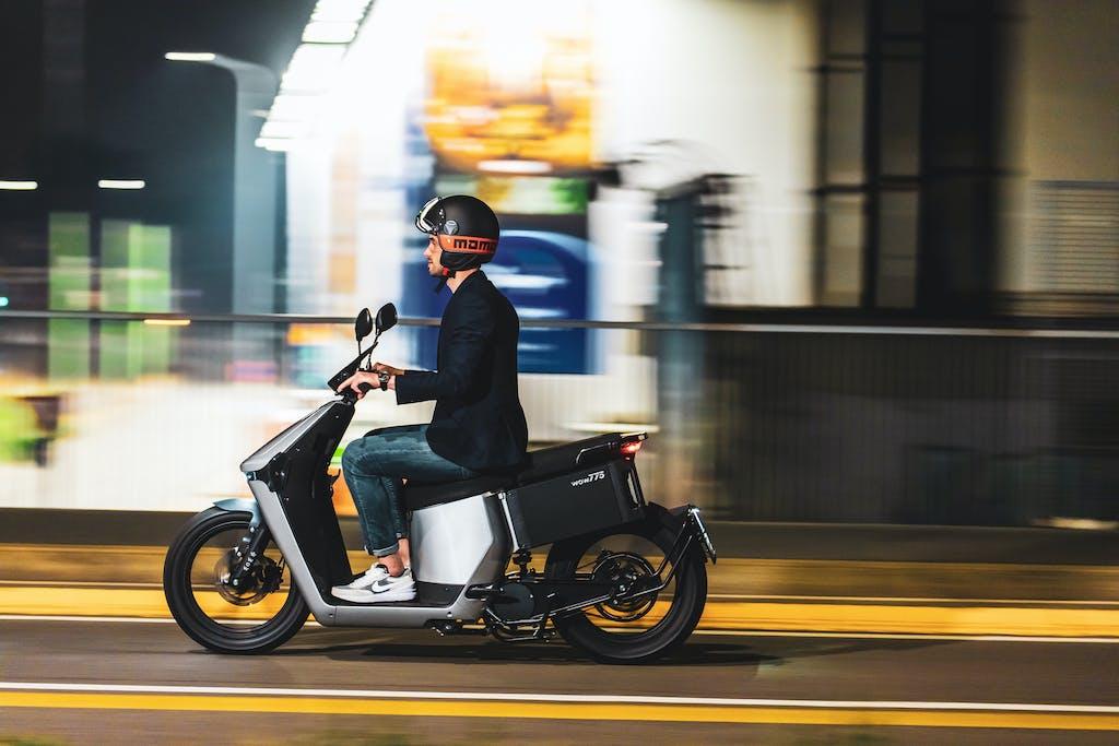 Scooter elettrici, WoW 774 e 775 da meno di 3.000 euro (con incentivi)