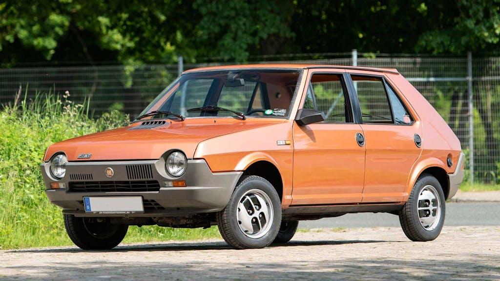 Youngtimer – Fiat Ritmo, l'anello di congiunzione fra 128 e Tipo