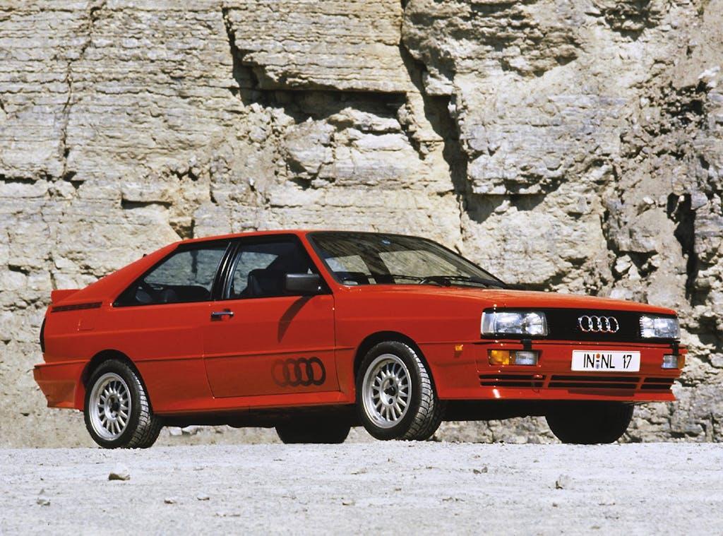 """Audi: da 50 anni """"all'avanguardia della tecnica"""""""