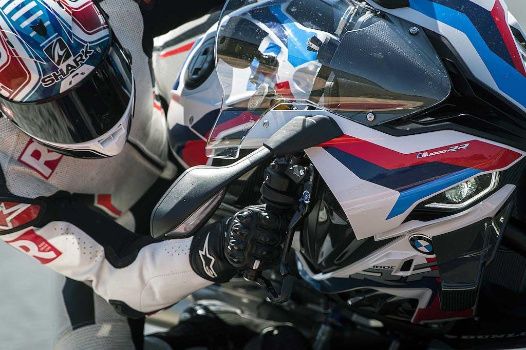 Prova BMW M 1000 RR