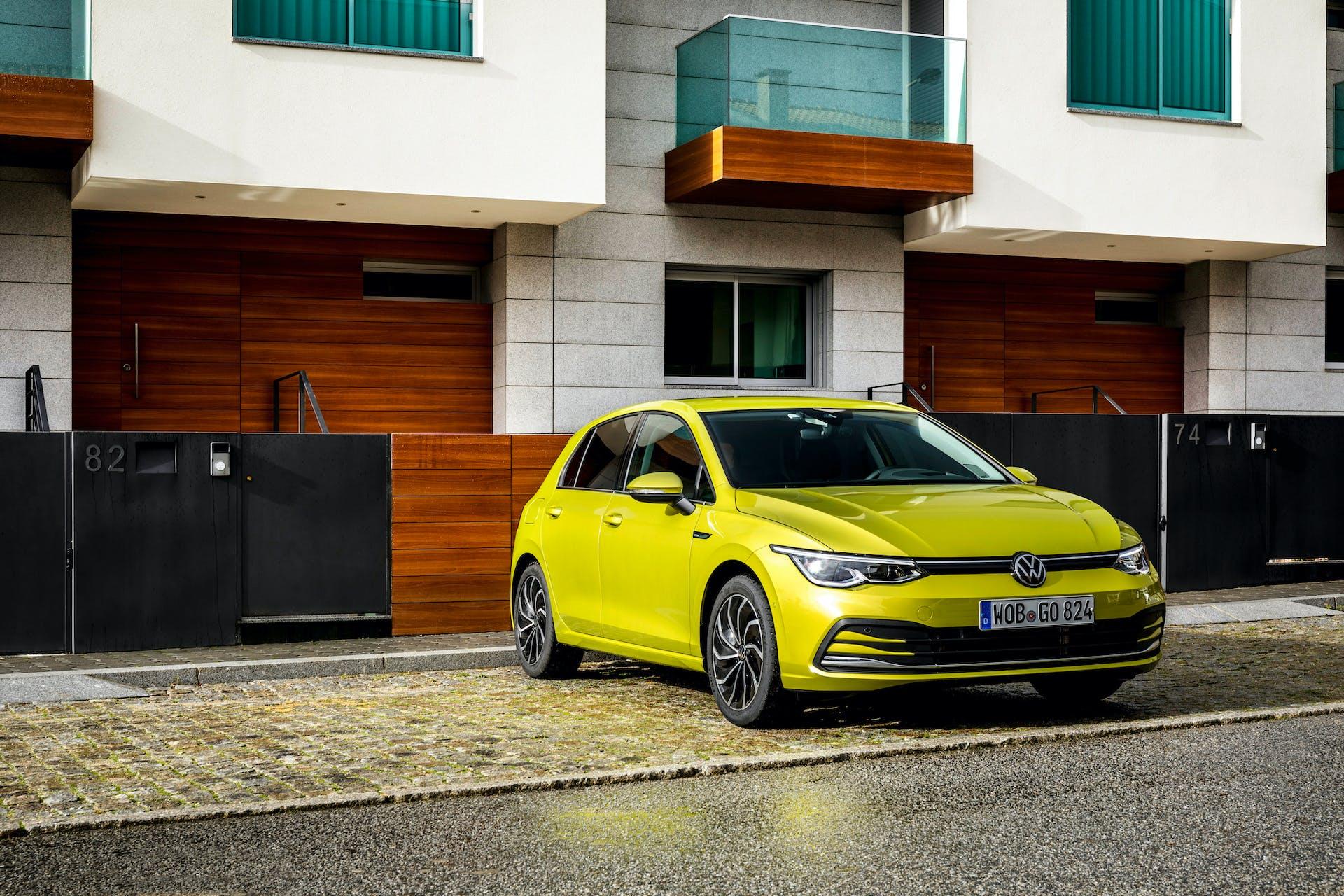 Volkswagen Golf eTSI