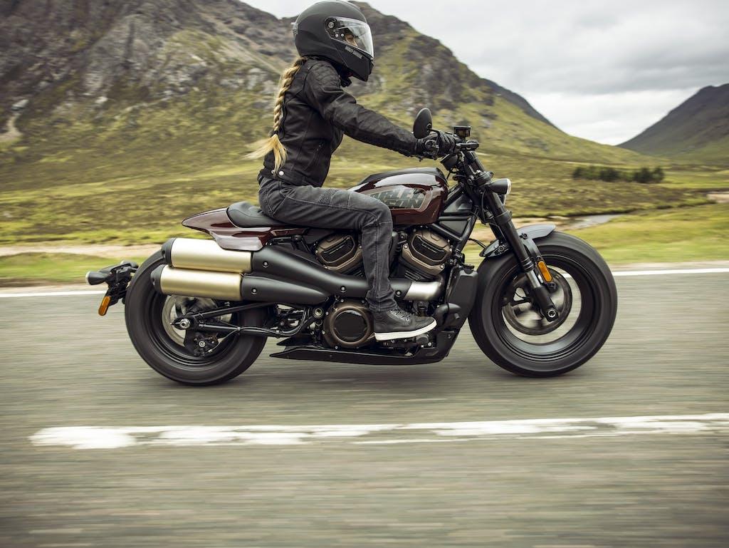 Harley-Davidson Sportster S, la gamma riparte dal motore Revolution Max 1250T da 121 cavalli
