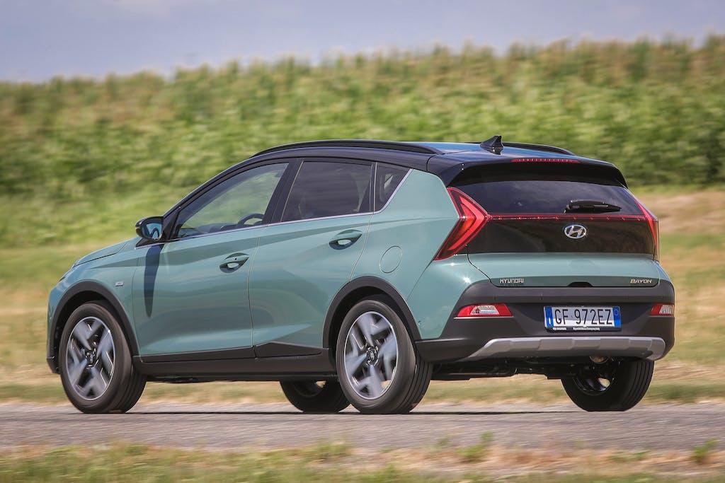 Hyundai Bayon: abbiamo provato il nuovo B-SUV (economico) di Hyundai