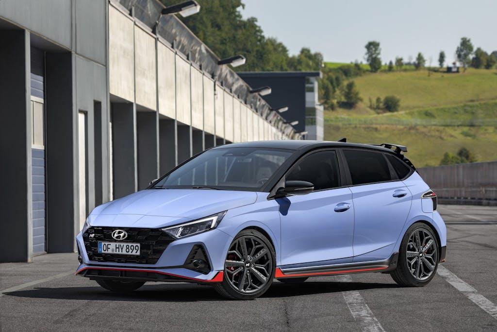 Hyundai i20 N e i30 N: la prova senza limiti di velocità