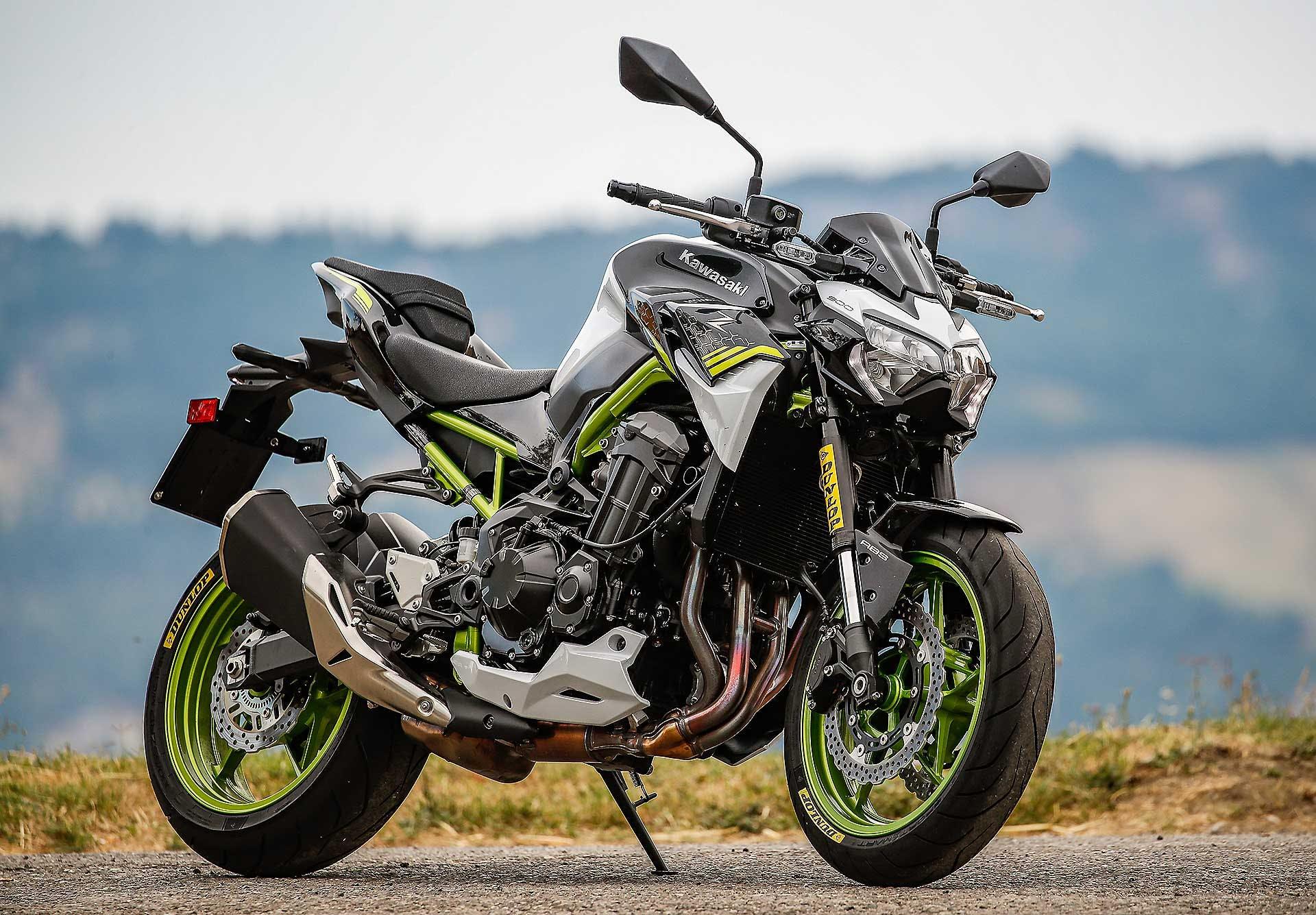 Kawasaki Z900 migliori naked medie