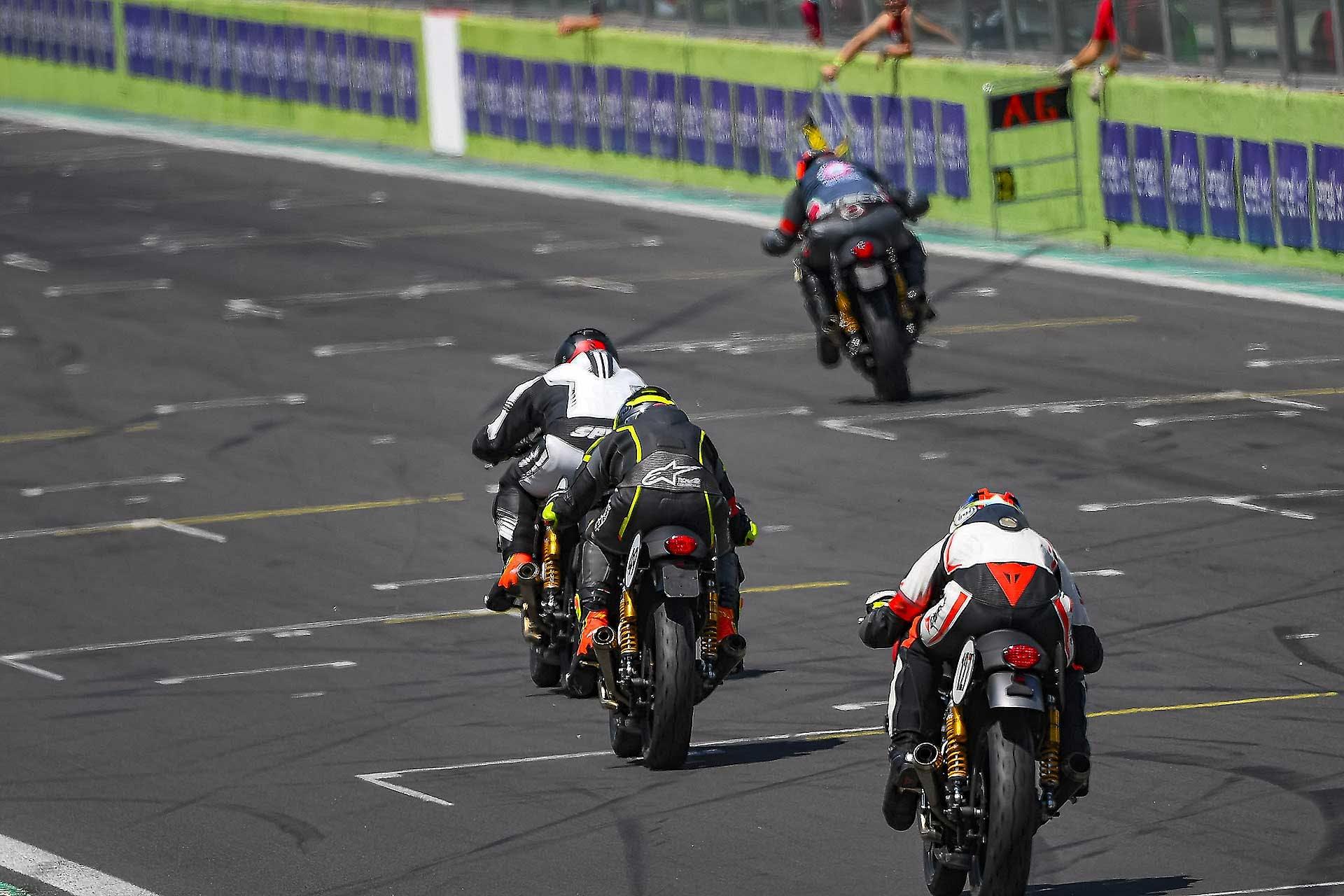 Moto Guzzi fast Endurance European Cup