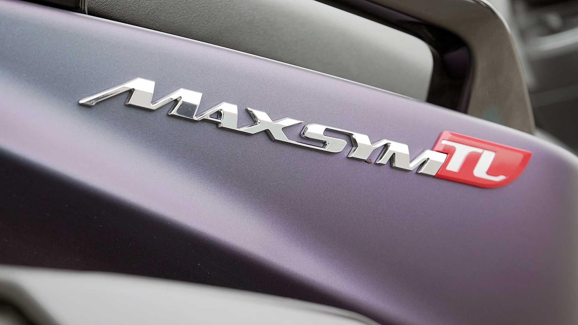 Sym Maxsym TL 508