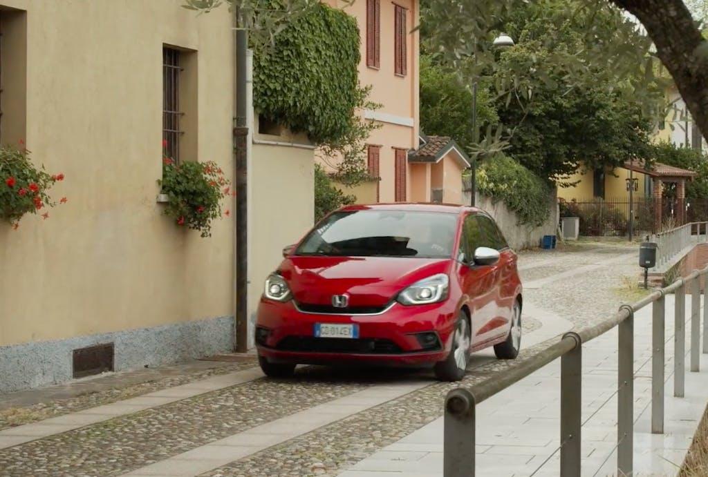 """Honda Jazz, 1.000 km con l'auto che crea """"dipendenza"""""""