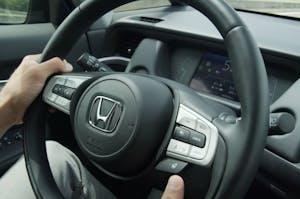 Honda Jazz Hybrid test 1000 km