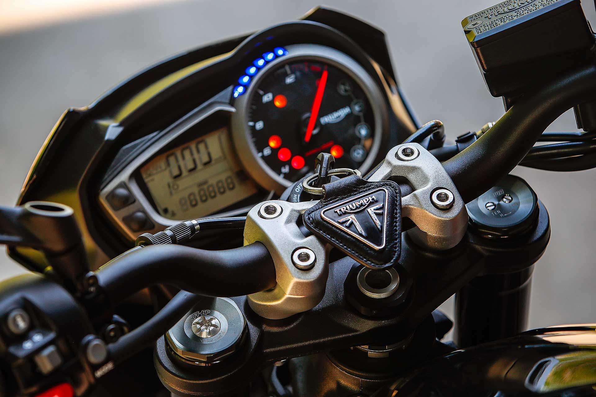 Triumph Street Triple R migliori naked medie