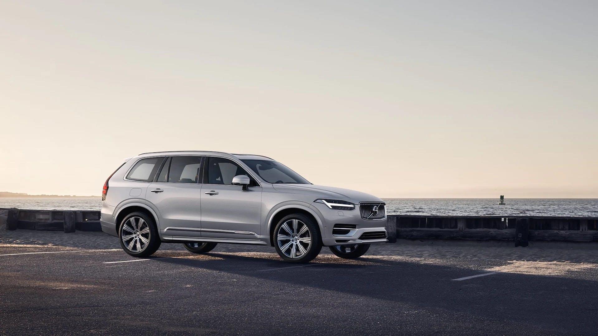 Volvo XC90 Recharge 2021