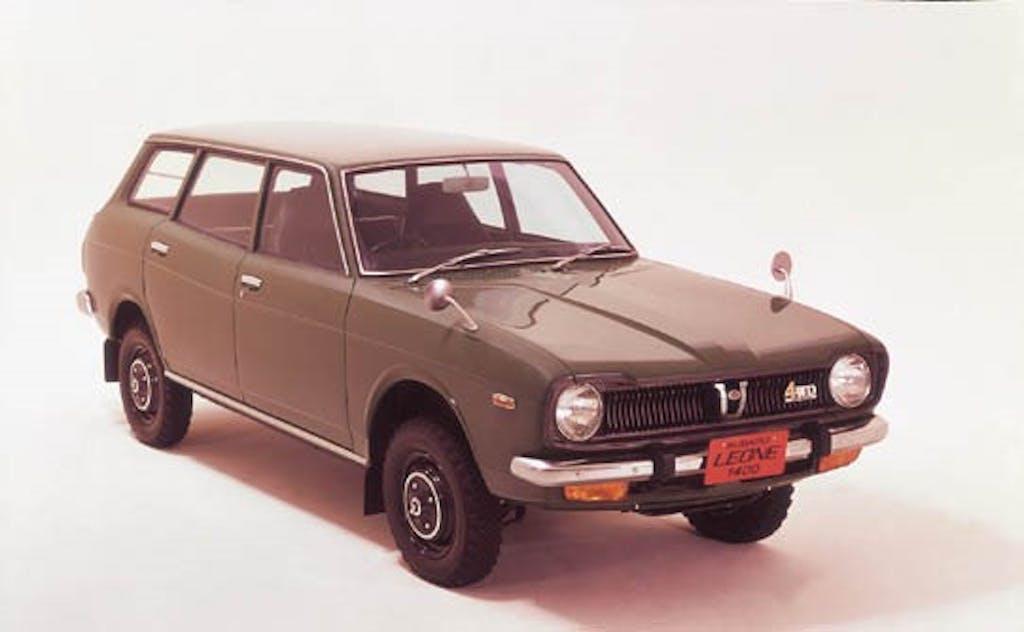 Auto 4×4: i 20 milioni di Subaru a trazione integrale
