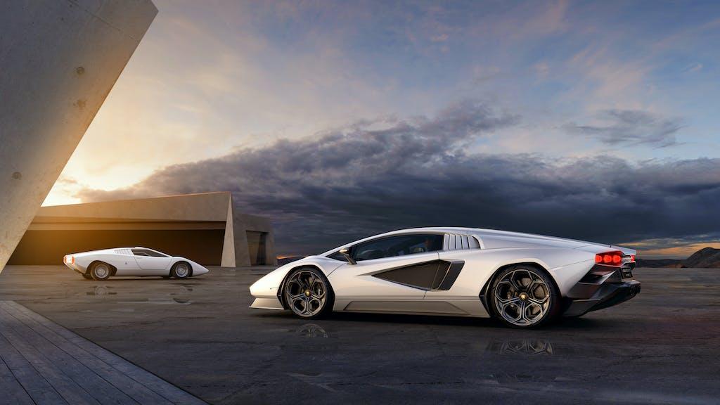 Lamborghini Countach 2021, un altro (gradito) ritorno