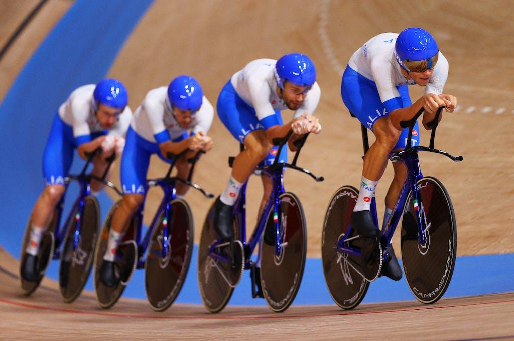 Ecco com'è fatta la bici dell'oro olimpico