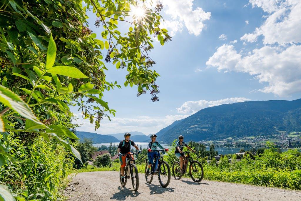 Vacanze in bicicletta, destinazione Carinzia