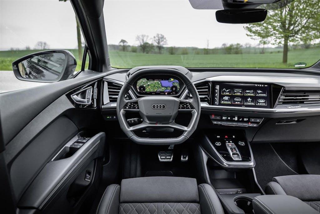 Audi Q4 Sportback 40