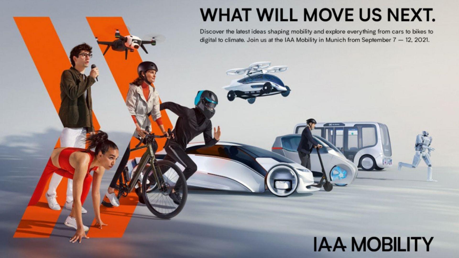copertina IAA munchen 2021