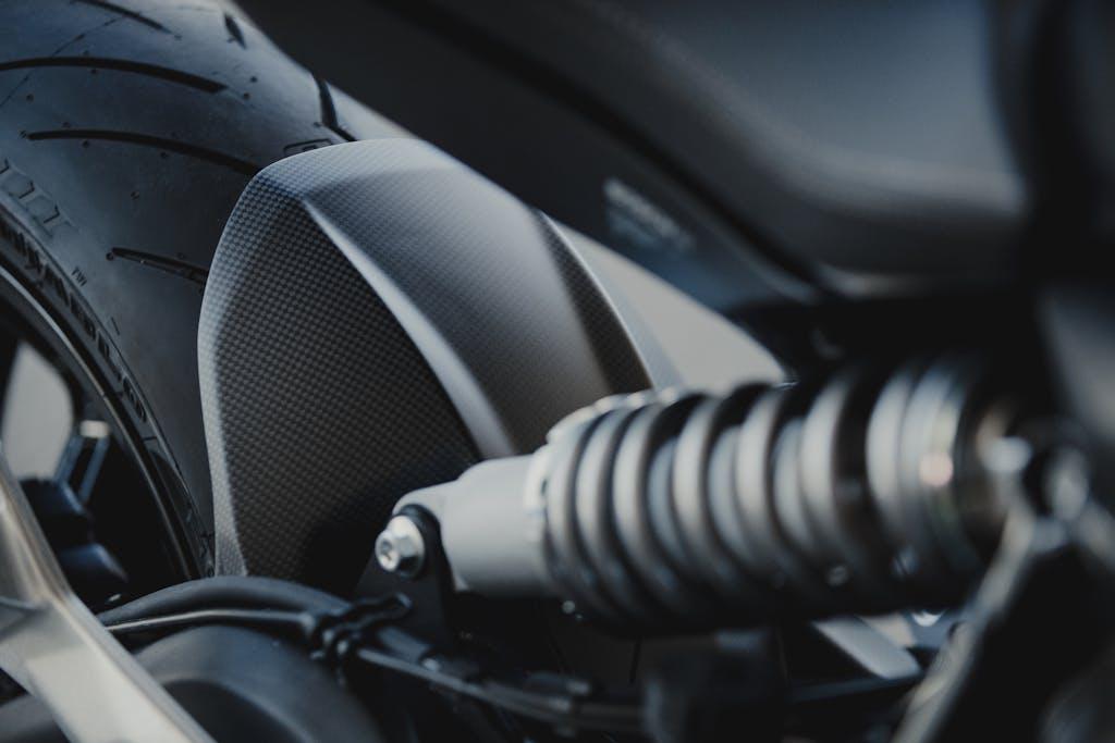Zero Motorcycles SR/F, gli accessori originali in edizione limitata