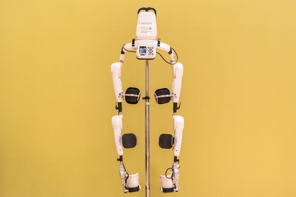 esoscheletro tecnologia longevity