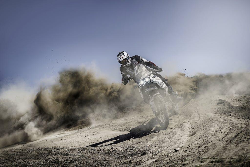 Ducati DesertX: 21 pollici tra passato e futuro
