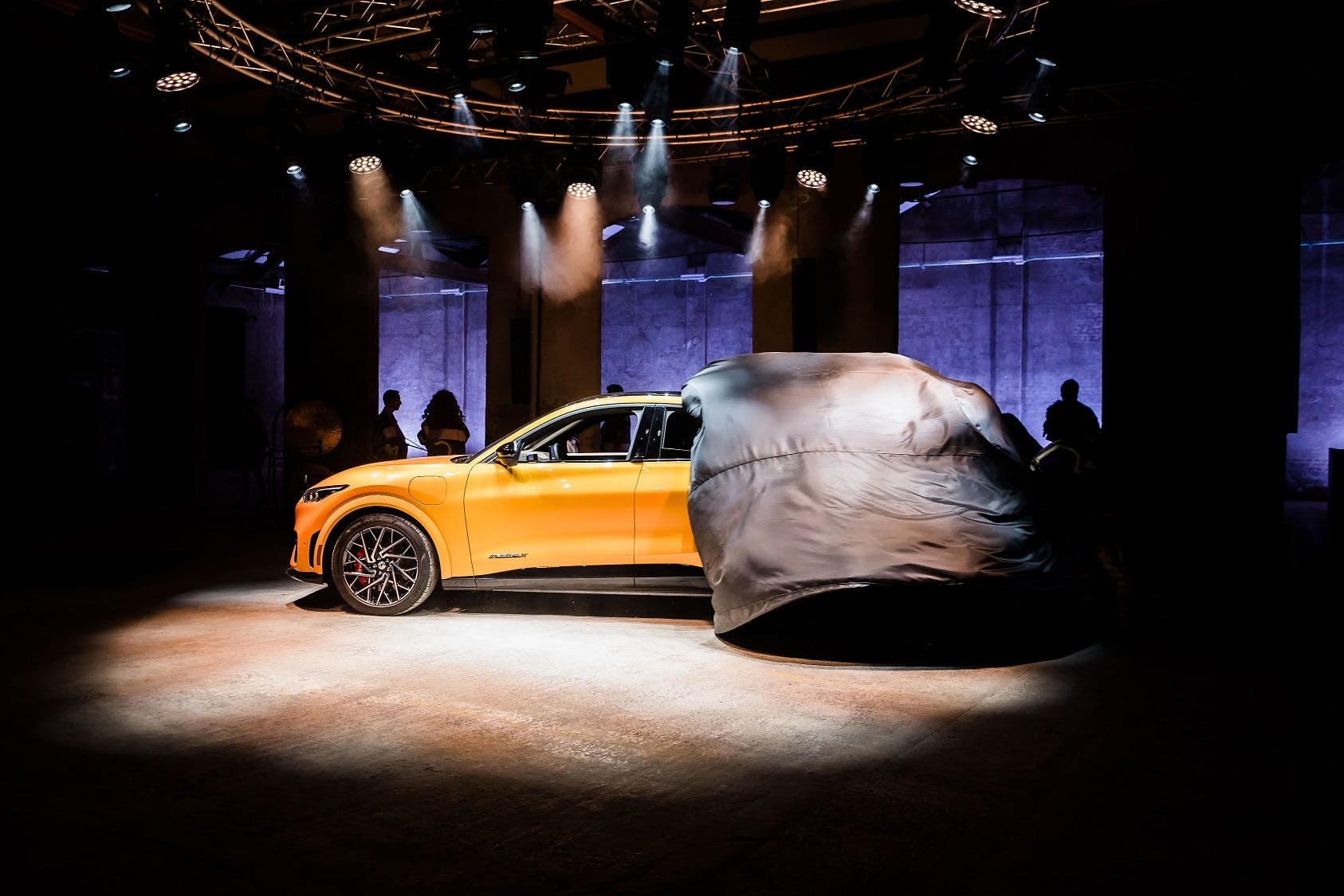 Ford Mustang Mach-e GT - unveiling