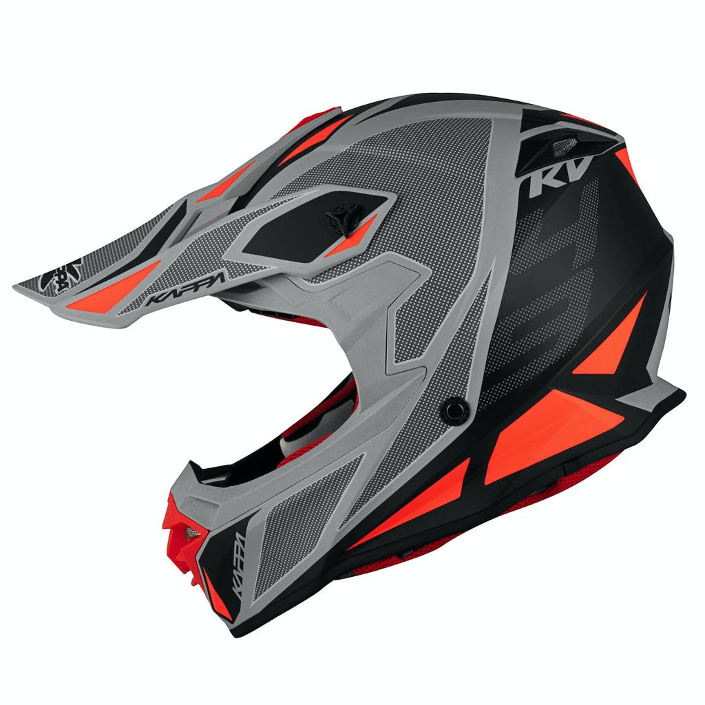 Caschi Enduro, motard, motocross, ecco il Kappa KV49 Shock