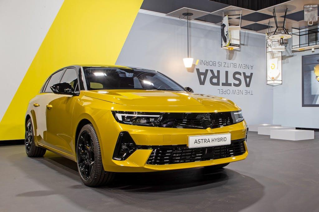 Nuova Opel Astra, la più coraggiosa di sempre