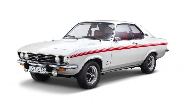 Opel Manta A - vintage