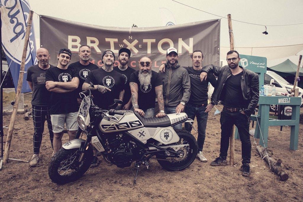 Biker Fest, anche Brixton fra i protagonisti