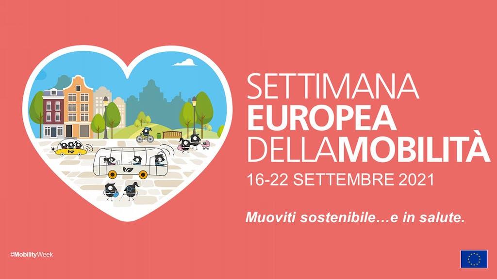 La Settimana Europea della Mobilità, muoversi sostenibili e in salute
