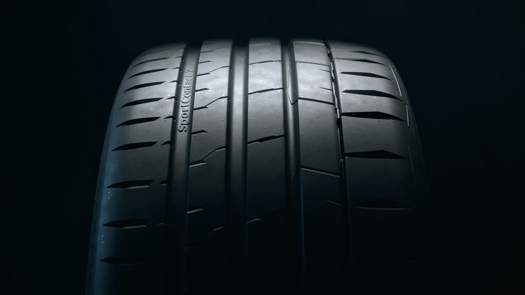 Pneumatici auto sportive: Continental SportContact 7