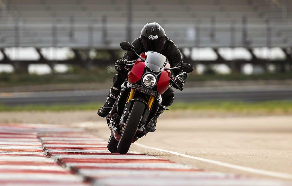 Triumph Speed Triple RR 2022