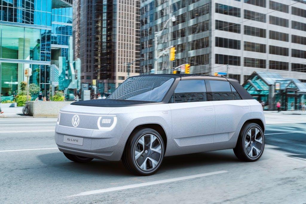 Volkswagen ID. LIFE: l'elettrica economica con cinema incluso