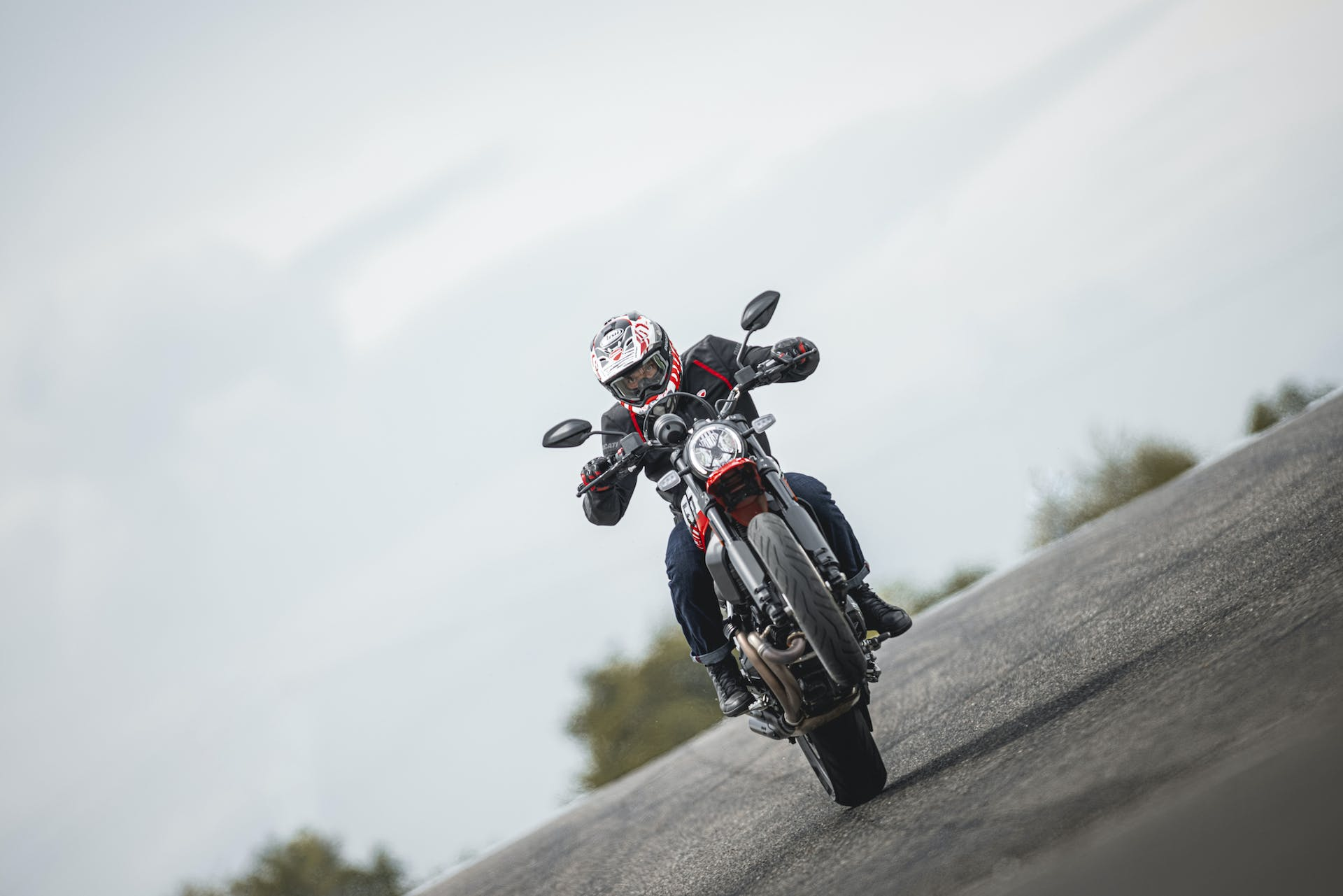Ducati Scrambler 800 Urban Motard