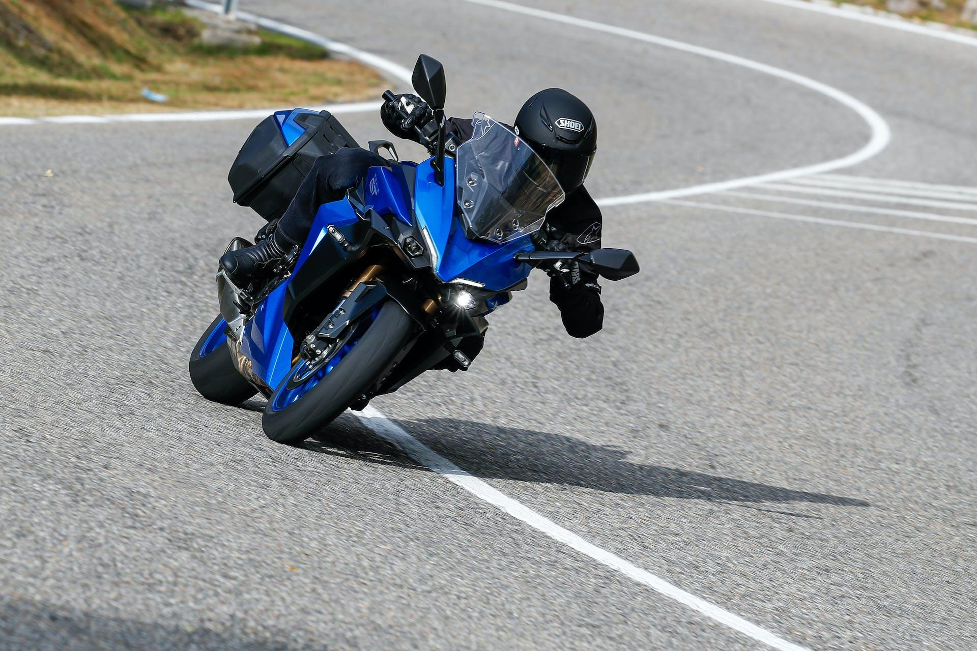 Prova Suzuki GSX-S1000GT