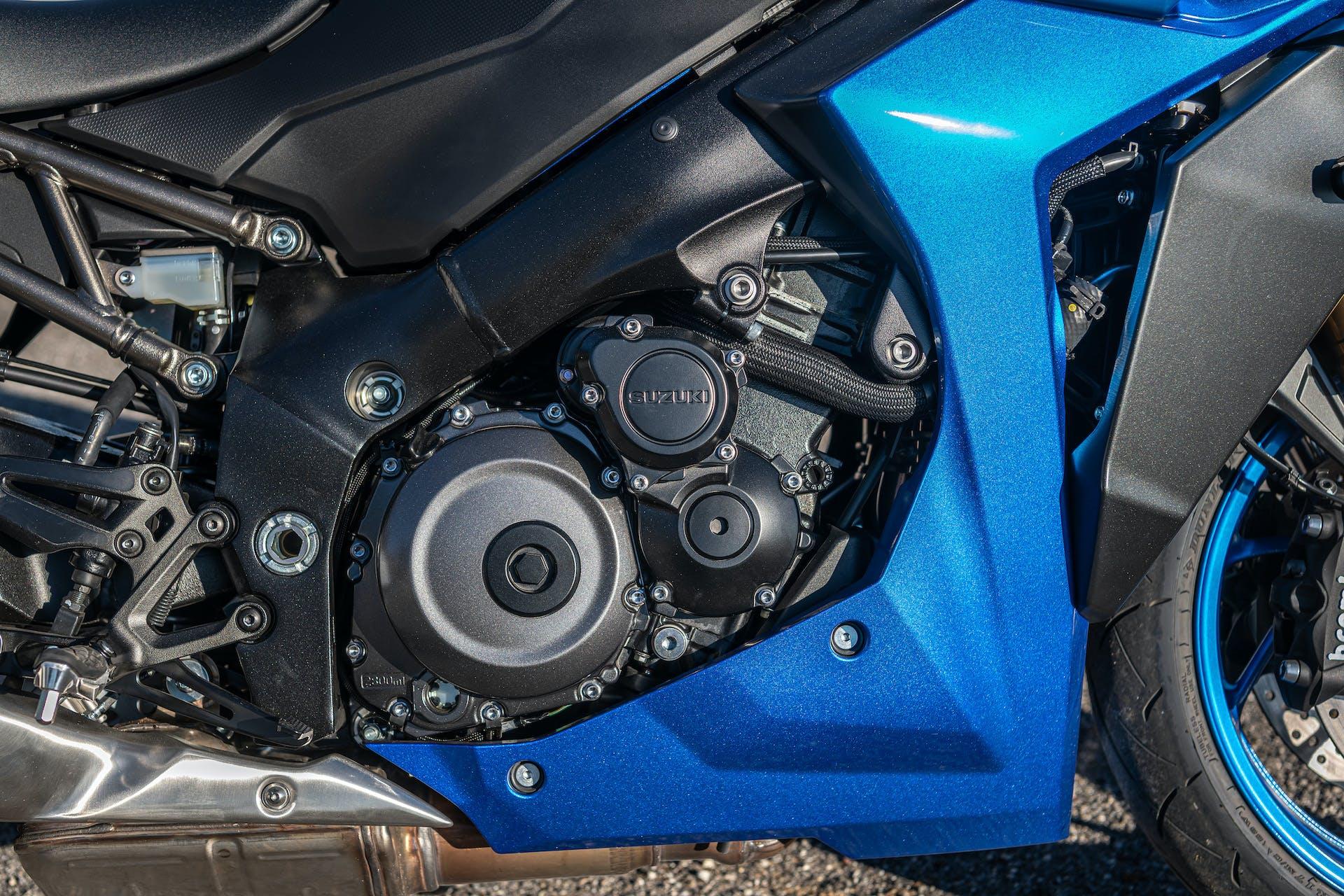 Motore Suzuki GSX-S1000GT