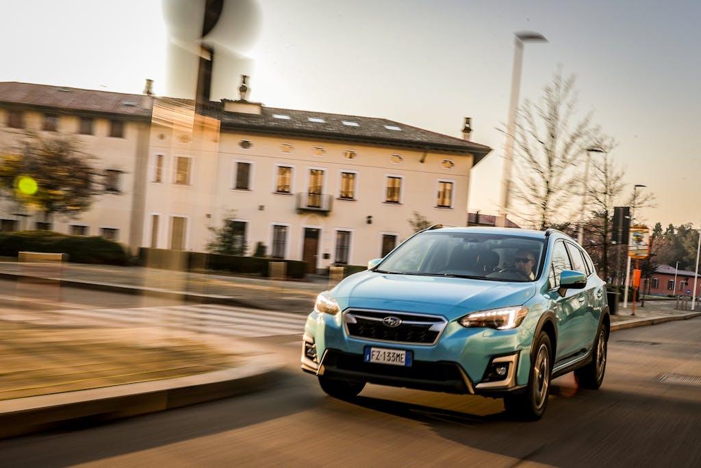 Subaru XV 2.0 e-Boxer, la prova di 1000 km